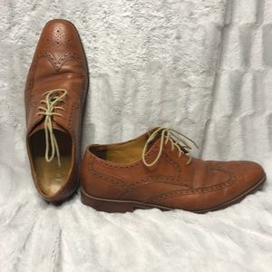 Cole Haan Wing Tip Oxford